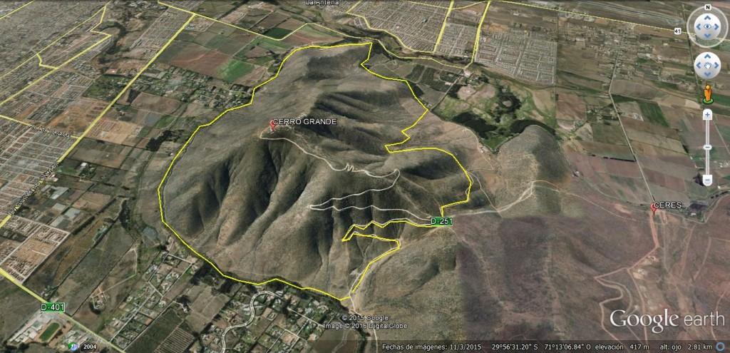trail run CG