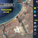 TRAZADO 20KM MOUNTAINBIKE TONGOY