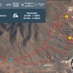 TRAZADO MOUNTAINBIKE 20-40KM GUANAQUEROS